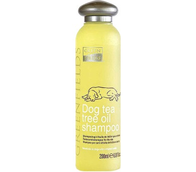 Greenfields šampon dog s tea tree olejem 200 ml