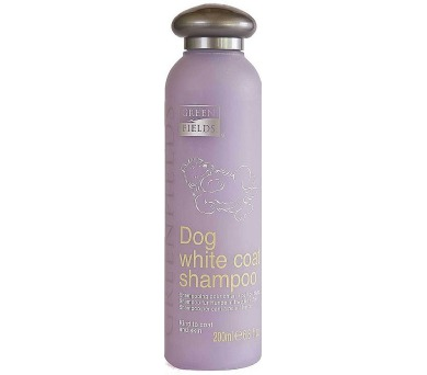 Greenfields šampon dog white coat shampoo 250 ml