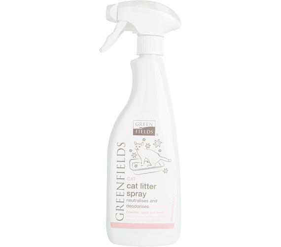Greenfields Cat litter Spray 400 ml