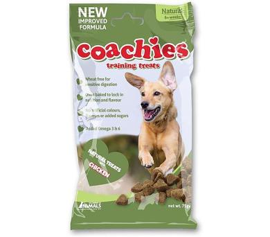 Coachies pamlsek Natural - kuřecí 75 g