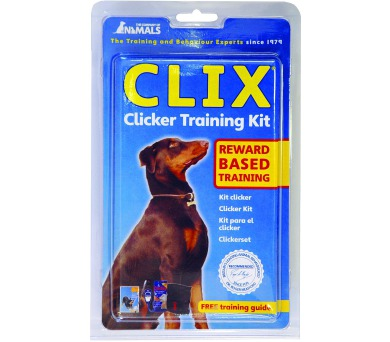 Tréninkový Box Clicker Clix 1 ks
