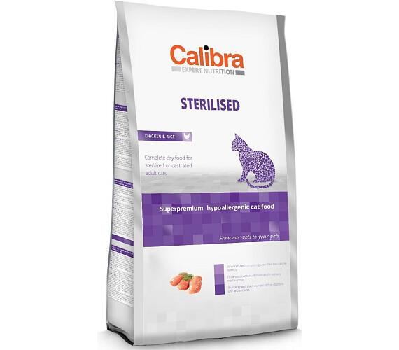 Calibra Cat EN Sterilised NOVÝ 2 kg
