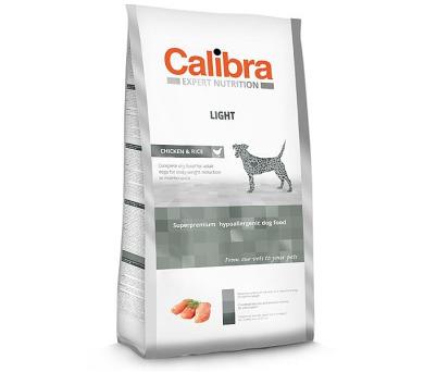 Calibra Dog EN Light NOVÝ 12 kg