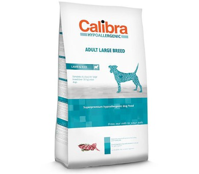 Calibra Dog HA Adult Large Breed Lamb NOVÝ 14 kg
