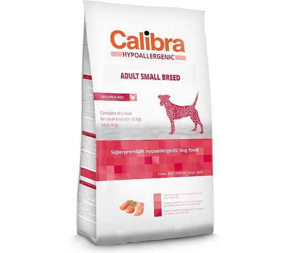 Calibra Dog HA Adult Small Breed Chicken NOVÝ 2 kg
