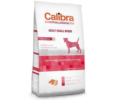 Calibra Dog HA Adult Small Breed Chicken NOVÝ 7 kg