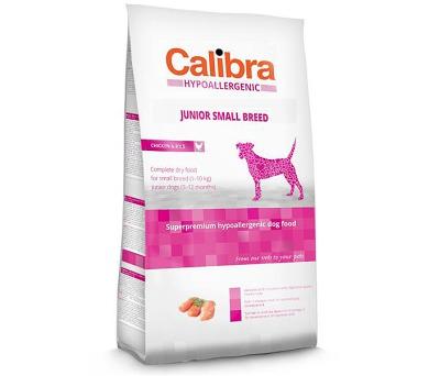Calibra Dog HA Junior Small Breed Chicken NOVÝ 7 kg