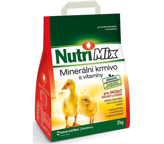Nutri mix drůbež 3 kg