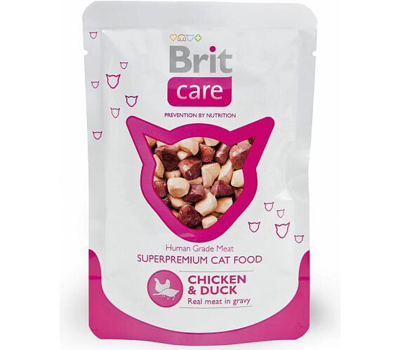 Brit Care Cat kaps. - Chicken & Duck 80 g