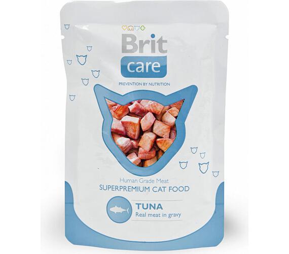 Brit Care Cat kaps. - Tuna 80 g