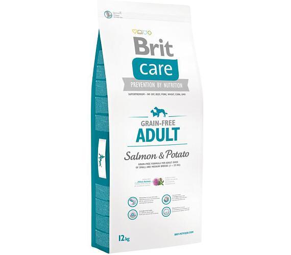 Brit Care Grain Free Dog Adult Salmon & Potato 12 kg
