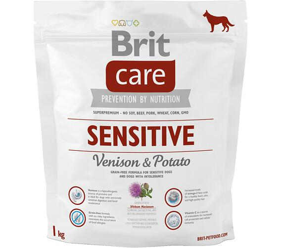 Brit Care Dog Sensitive 1 kg