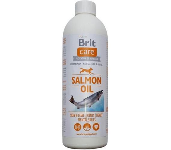 Brit Care Lososový olej 0,5 l