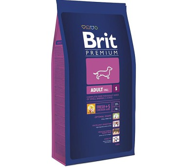 Brit Premium Dog Adult S 1 kg