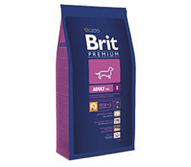 Brit Premium Dog Adult S 3 kg