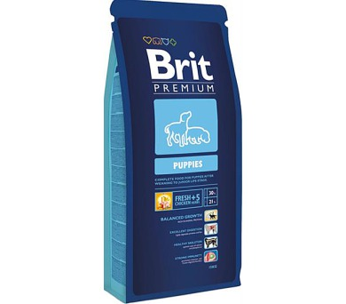 Brit Premium Dog Puppies 15 kg