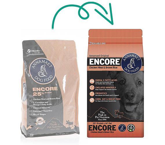 Annamaet ENCORE 25% 6,81 kg (15lb) + DOPRAVA ZDARMA