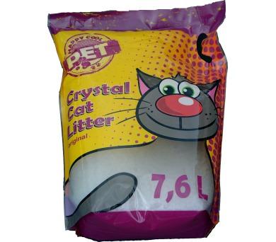 Podestýlka Cat Krystal - Happy Cool 7,6 l
