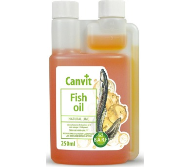 Canvit Natural Line Fish oil 250 ml