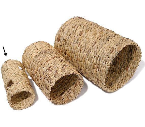 Tunel pro hlodavce hyacint RW 20 x 9 cm