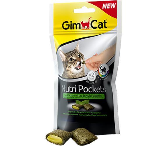 Gimcat Nutri pockets šanta a multi pasta 60 g