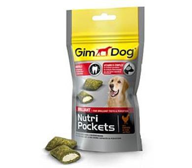 Gimdog Nutri pockets brilliant 45 g