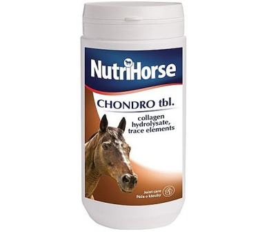 Nutri Horse Chondro NOVÝ tbl 1 kg