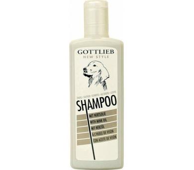 Šampon Gottlieb - Zwarelteer 300 ml