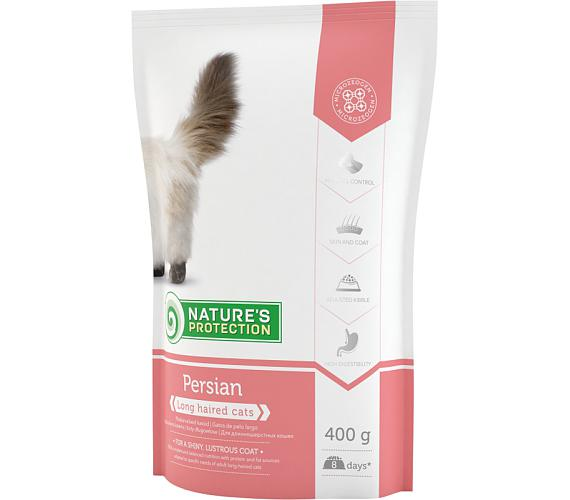 Nature's Protection Cat Dry Persian 400 g