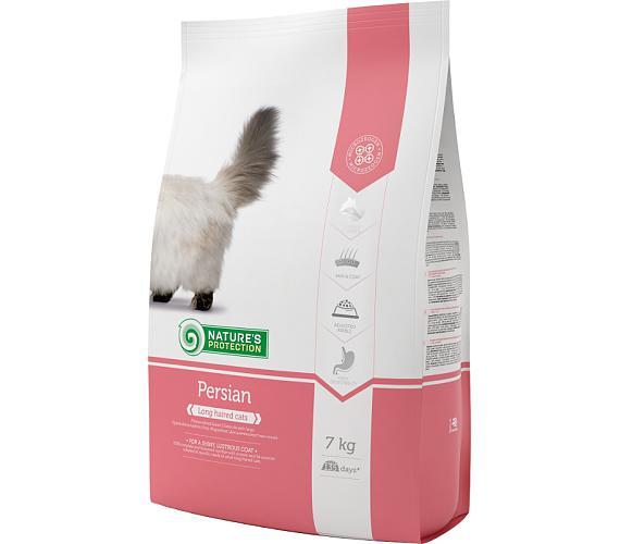 Nature's Protection Cat Dry Persian 7 kg + DOPRAVA ZDARMA