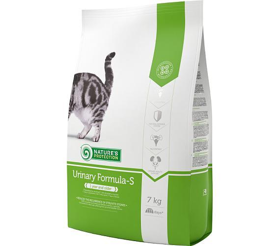 Nature's Protection Cat Dry Urinary 7 kg + DOPRAVA ZDARMA