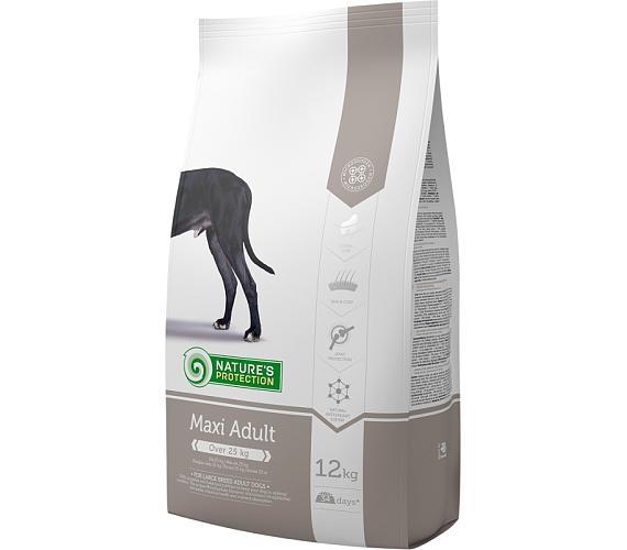 Nature's Protection Dog Dry Adult Maxi 12 kg + DOPRAVA ZDARMA