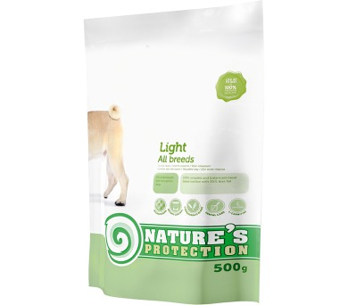 Nature's Protection Dog Dry Light 500 g