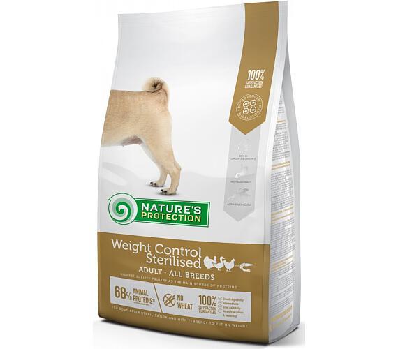 Nature's Protection Dog Dry Light 12 kg + DOPRAVA ZDARMA