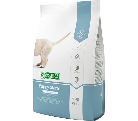 Nature's Protection Dog Dry Starter 2 kg