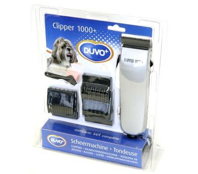 Strojek stříhací Clipper 1000 + set 1 ks + DOPRAVA ZDARMA