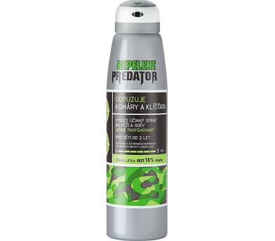 Predator repelent 16% spray 150 ml