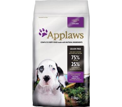 Applaws Dog Dry Puppy Large Breed Chicken 7,5 kg + DOPRAVA ZDARMA