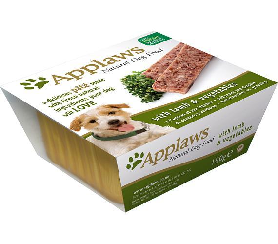 Applaws Dog van. s jehněčím a zeleninou 150 g