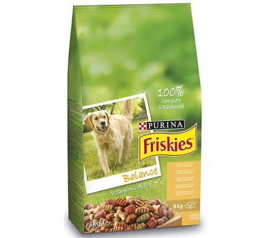Friskies dog dry Balance 3 kg