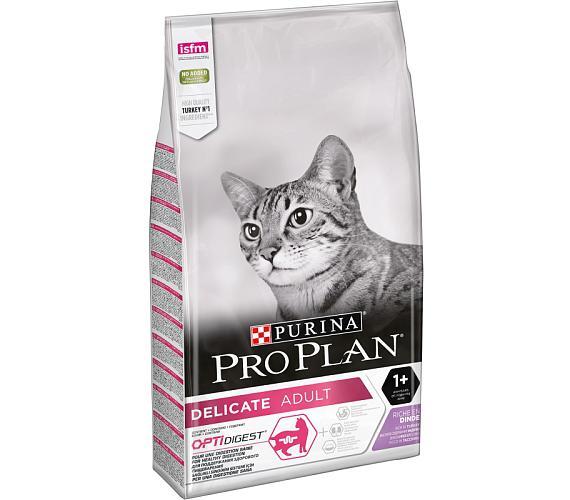 PRO PLAN Cat Delicate Turkey 10 kg