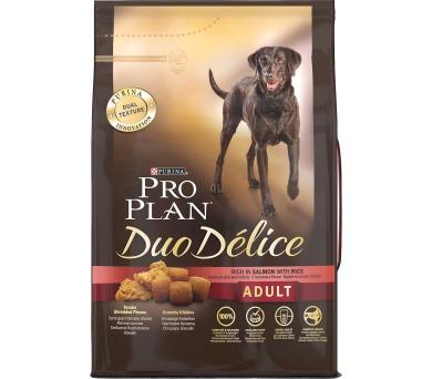 PRO PLAN Dog Adult Duo Délice Salmon 2,5 kg