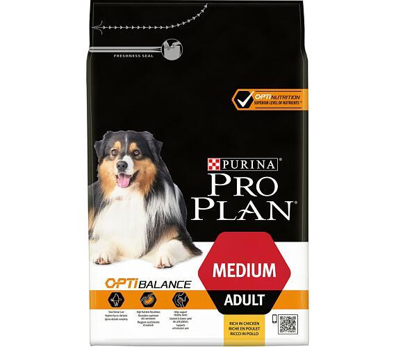 PRO PLAN Dog Adult Medium 3 kg