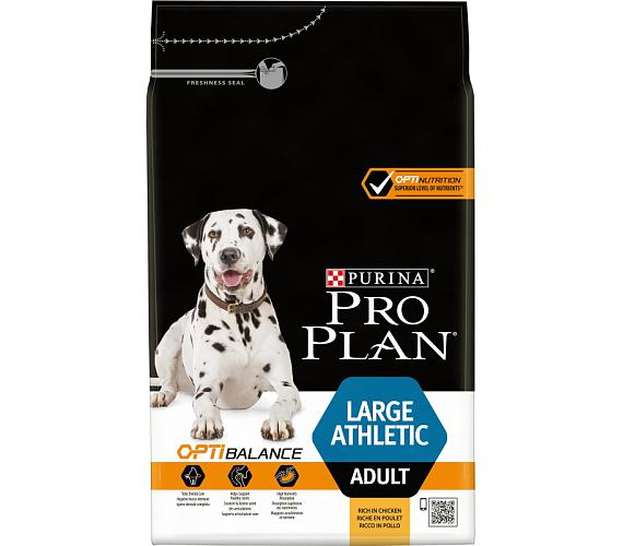 PRO PLAN Dog Adult Large Athletic 3 kg