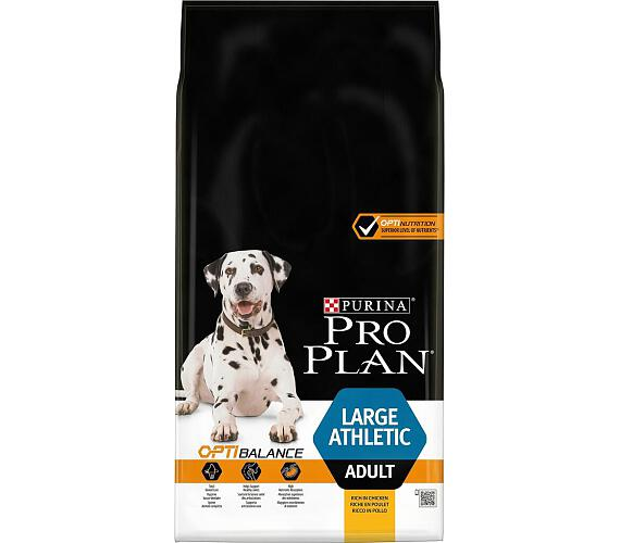 PRO PLAN Dog Adult Large Athletic 14+2,5 kg zdarma