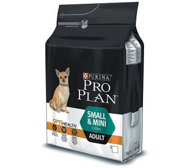 PRO PLAN Dog Adult Small&Mini 3 kg
