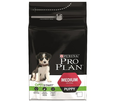 PRO PLAN Puppy Medium 1,5 kg