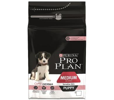 PRO PLAN Puppy Medium Sensitive Skin 1,5 kg