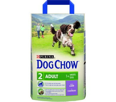 Purina Dog Chow Adult Lamb+Rice 2,5 kg