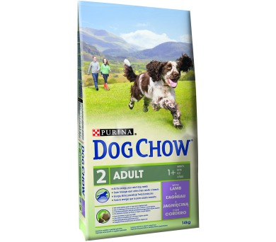 Purina Dog Chow Adult Lamb 14 kg